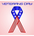 american veterans day celebration in americal vector image vector image