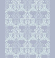 luxury baroque paper ornamented pattern vector image vector image