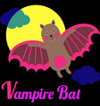 VampireL vector image vector image