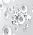 grey abstract vector image vector image