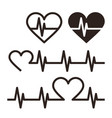Heartbeat icons