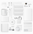 various white office vector image