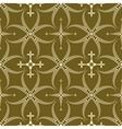 Religion seamless pattern Laurel wreath vector image vector image