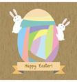 Happy Easter7 vector image vector image