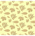 Happy Thanksgiving day holiday background vector image vector image