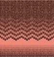knit seamless pattern vector image vector image