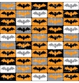 Halloween bat pattern vector | Price: 1 Credit (USD $1)