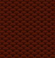 Chocolate blobs abstract background