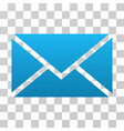 envelope gradient icon vector image