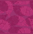 pink seamless pattern background with abstract vector image vector image
