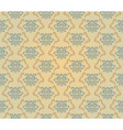 yellow and blue pattern vector image