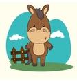 Animal cartoon graphic design vector image