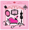 Princess room - for girls vector | Price: 1 Credit (USD $1)