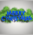 holiday celebrate background vector image