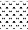 seat theater pattern seamless vector image vector image