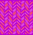 zigzag pattern seamless bright purple magenta vector image vector image