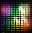 Bright Lites vector image vector image
