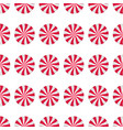 peppermints candies cream seamless pattern vector image vector image