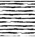 horizontal striped seamless background vector image vector image