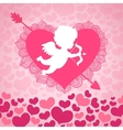 Valentines day angel of love