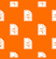 file eps pattern seamless vector image vector image