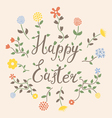 Flower Easter vector image vector image