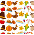 thanskgiving holiday celebration traditional vector image