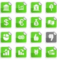 Money stickers vector | Price: 1 Credit (USD $1)