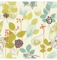 Nature seamless background vector