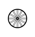 wheel icon design template isolated vector image