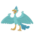 Archaeopteryx vector image