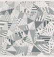 abstract low-poly seamless pattern vector image