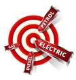 Car Fuel Achieve Objectives Eco Concept vector image