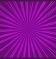 comic page purple background vector image vector image