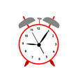 abstract clock vector image vector image