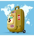 Travelling Bag vector image