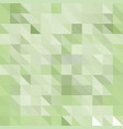 abstract polygonal mosaic background of triangles vector image vector image