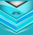geometric light blue background design