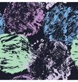 grunge round seamless 380 vector image