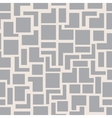 modern seamless geometry pattern squares vector image vector image