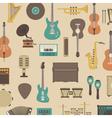 387retro music instrumentVS vector image