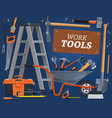 carpentry woodwork and construction work tools
