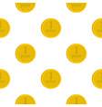 peso pattern seamless vector image vector image