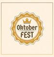 Beer festival oktoberfest celebrations vintage