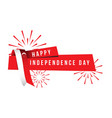happy singapore independence day template design vector image