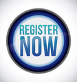 register button design vector image