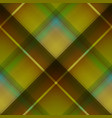 seamless plaid background image in vector image