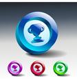Award symbol color icon vector image