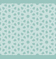 classical moroccan geometric seamless pattern vector image vector image