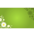 Collection stock of spring background vector image vector image